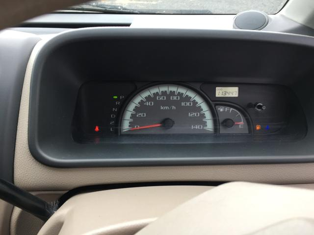 日産 モコ Q 13インチAW 衝突安全ボディ ABS ベンチシート