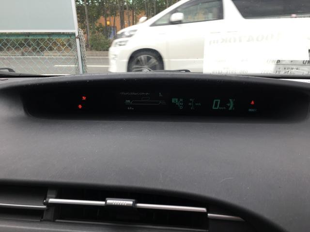 トヨタ プリウス アルミ Wエアバッグ CD AUX プッシュスタート