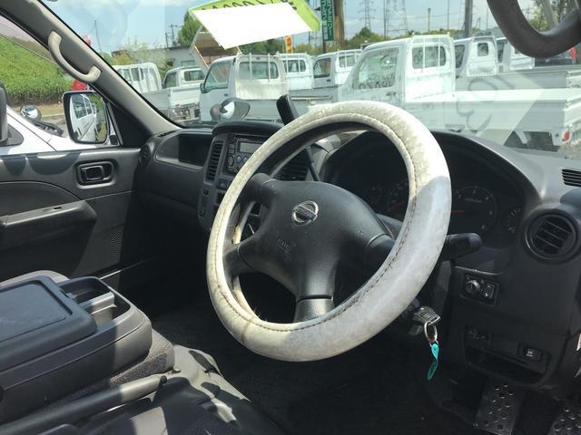 日産 キャラバン 4WD スライドドア