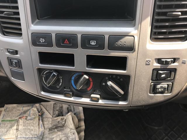 4WD ワンボックス エアコン(12枚目)