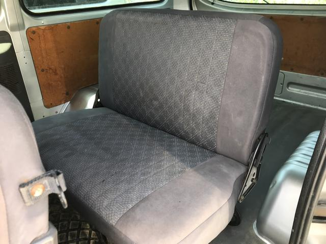 4WD ワンボックス エアコン(15枚目)
