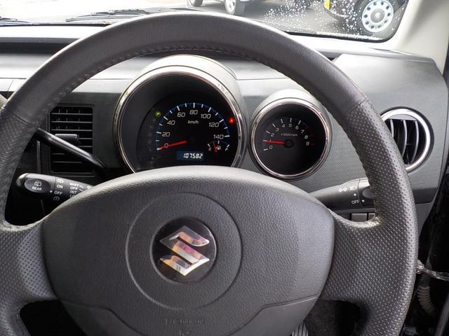 スズキ ワゴンR スティングレーXエアロ Tチェーン フォグ ABS HID