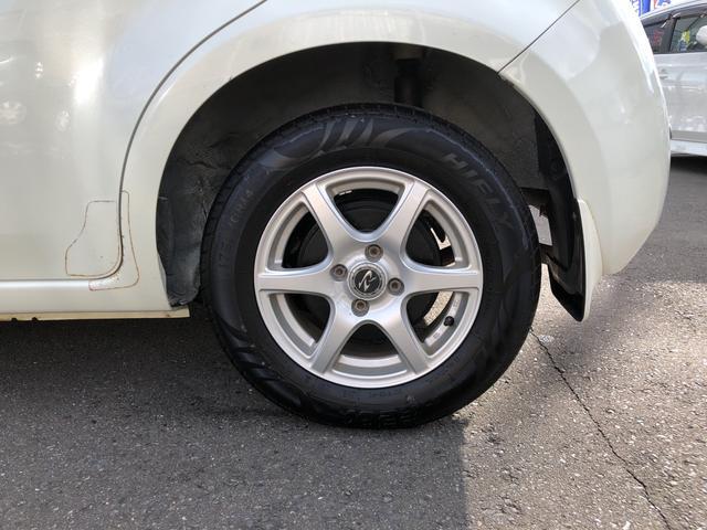 15X FOUR 4WD  新品タイヤ Mセレクション(13枚目)