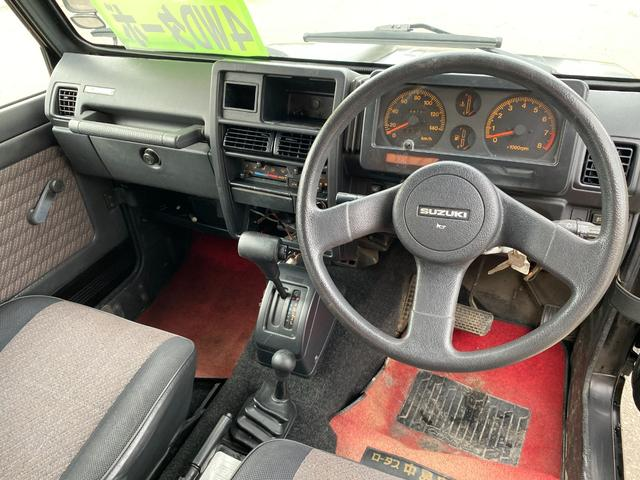 ランドベンチャー マッドブラック/オートマ/インタークーラーターボ4WD(10枚目)