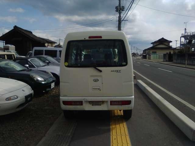 スペシャル4WD(7枚目)