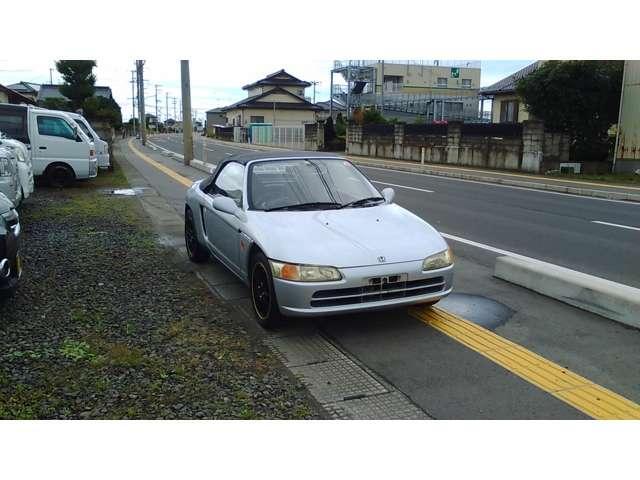 「ホンダ」「ビート」「オープンカー」「宮城県」の中古車9