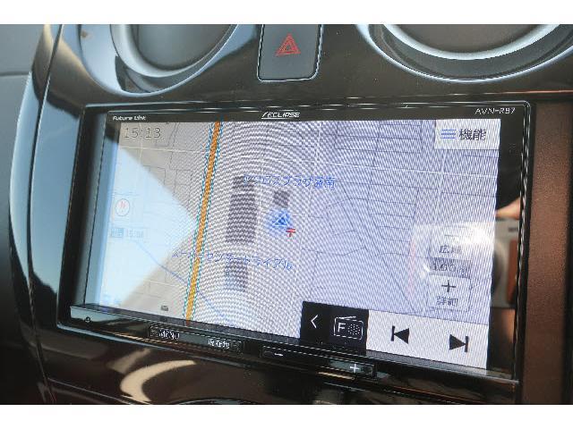 e-パワー X FOUR イクリプスメモリーナビ(CD/Bluetooth) 衝突被害軽減システム バックカメラ ETC スマートキー キーレス レーンアシスト 盗難防止装置 切替式4WD オートライト(6枚目)
