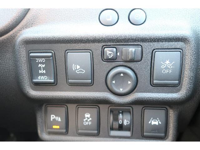 e-パワー X FOUR イクリプスメモリーナビ(CD/Bluetooth) 衝突被害軽減システム バックカメラ ETC スマートキー キーレス レーンアシスト 盗難防止装置 切替式4WD オートライト(14枚目)