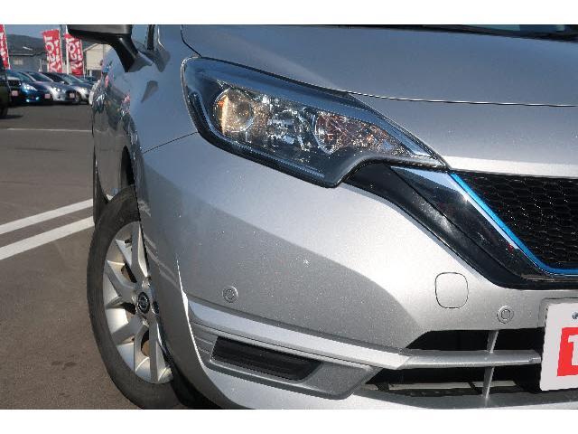 e-パワー X FOUR イクリプスメモリーナビ(CD/Bluetooth) 衝突被害軽減システム バックカメラ ETC スマートキー キーレス レーンアシスト 盗難防止装置 切替式4WD オートライト(21枚目)