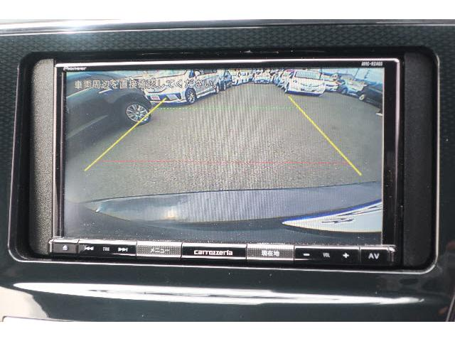 S カロッツェリアSDナビ(CD/DVD/Bluetooth) 衝突被害軽減システム バックカメラ スマートキー キーレス オートマチックハイビーム 盗難防止装置 アイドリングストップ USBジャック(5枚目)