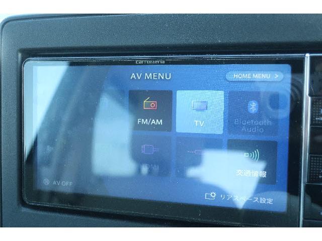 FA メモリーナビ DVD再生 Bluetooth フルセグ キーレス 盗難防止装置(7枚目)