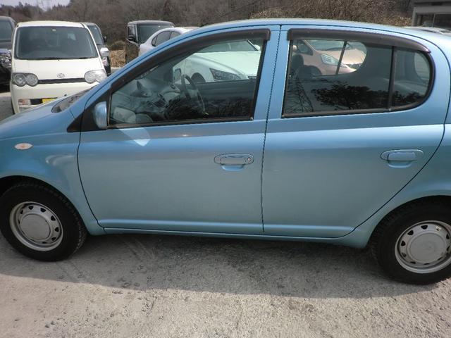 「トヨタ」「ヴィッツ」「コンパクトカー」「宮城県」の中古車5