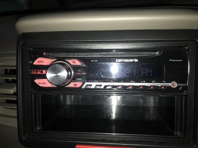 G 4WD CVT CDオーディオ 両側スライド 禁煙車(9枚目)