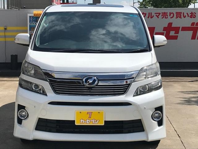 ZR Gエディション 純正ナビ フリップダウン 4WD(2枚目)