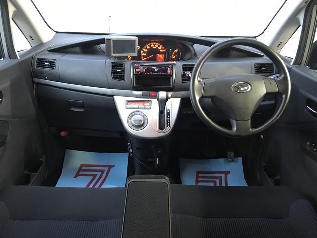 カスタム XC エディション 4WD AT 社外CD(6枚目)