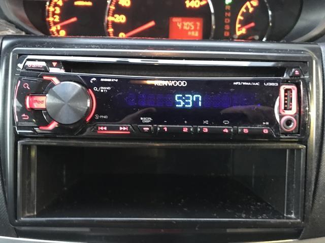 カスタム XC エディション 4WD AT 社外CD(14枚目)