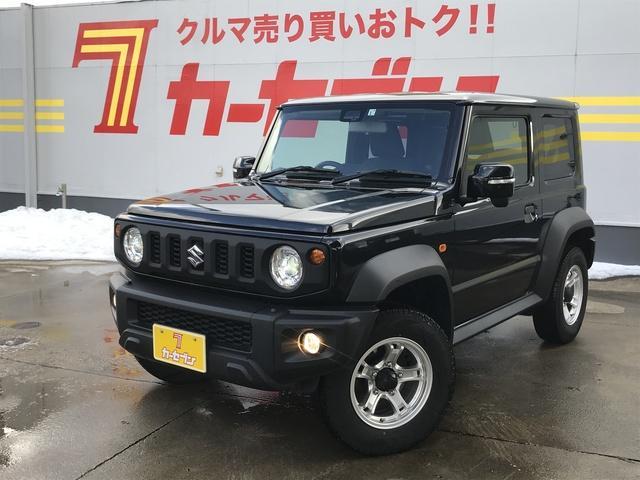 「スズキ」「ジムニーシエラ」「SUV・クロカン」「青森県」の中古車3