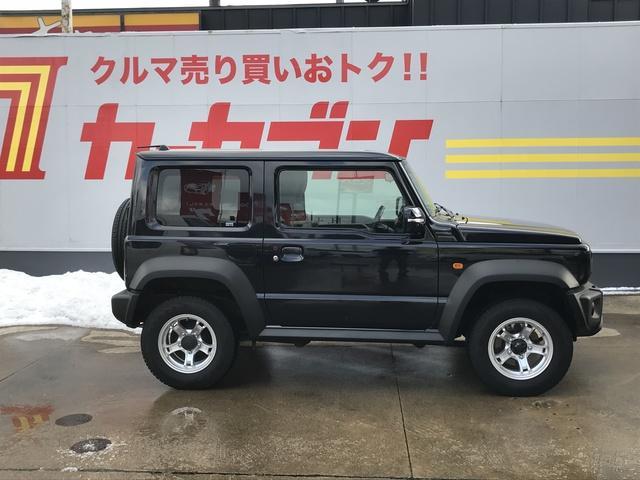 「スズキ」「ジムニーシエラ」「SUV・クロカン」「青森県」の中古車4