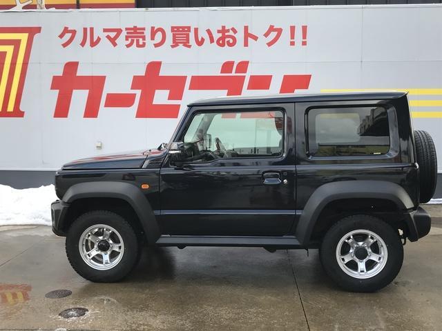 「スズキ」「ジムニーシエラ」「SUV・クロカン」「青森県」の中古車5