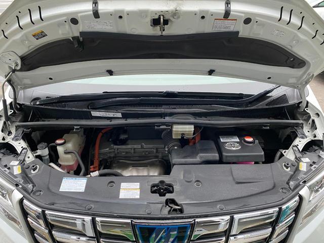 エグゼクティブラウンジ 革シート Wサンルーフ 4WD メーカーOPナビ JBL リアエンターテイメント フルセグ バックカメラ ETC 両側パワスラ 純正17インチAW(36枚目)