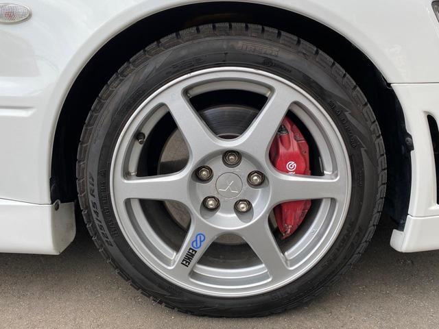エボリューションVII GT-A 4WD アクティブセンターデフ パドルシフト ETC スターター 社外タコメーター 社外サスペンション(41枚目)