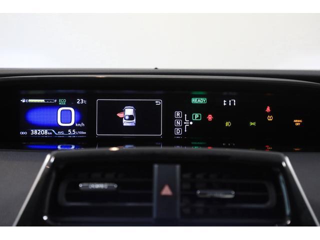左ハンドル カロッツェリア9インチナビ トランクスポイラー 車高調 クルコン ステアリングスイッチ シートヒーター ETC ミラー型ナレーダー(13枚目)