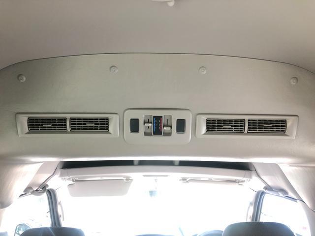 チェアキャブ 福祉車両 4WD 車いす2名 合計10名乗車 車イス昇降リフト オートステップ 後席エアコン(25枚目)