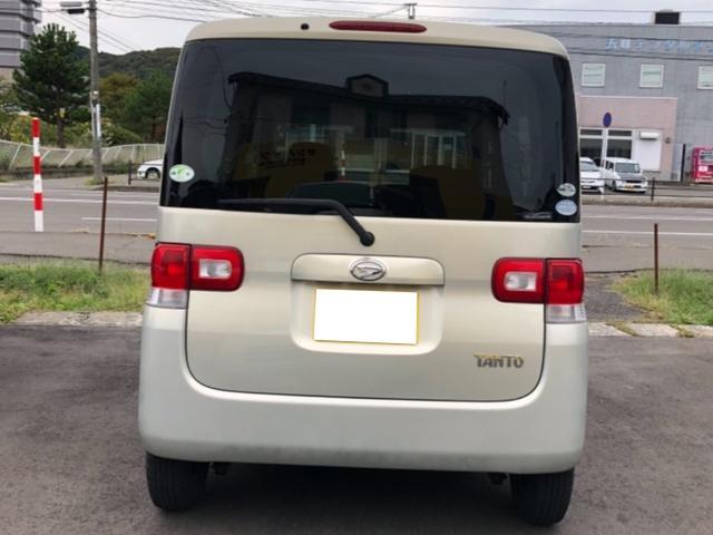 「ダイハツ」「タント」「コンパクトカー」「秋田県」の中古車7