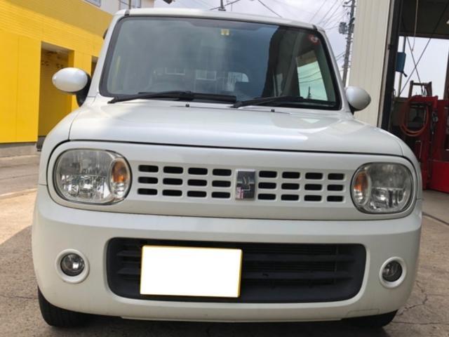 「スズキ」「アルトラパン」「軽自動車」「秋田県」の中古車2