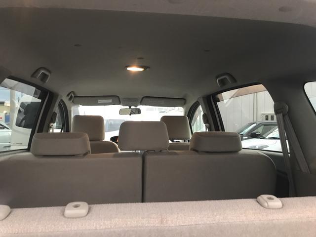 X 4WD CD キーレス 3列シート 7人乗り 15AW(10枚目)