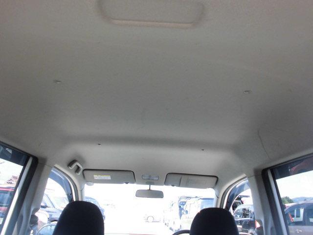G 4WD タイミングベルト交換済み 13インチ 社外アルミホイール モニター付きオーディオ バックカメラ インパネオートマ(11枚目)