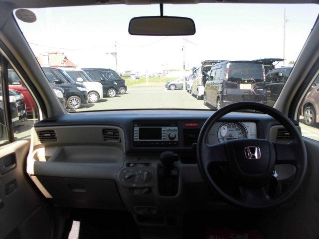 G 4WD タイミングベルト交換済み 13インチ 社外アルミホイール モニター付きオーディオ バックカメラ インパネオートマ(13枚目)