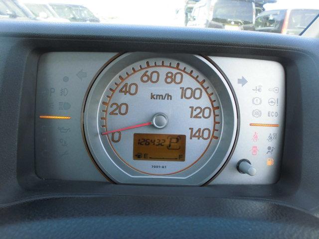 G 4WD タイミングベルト交換済み 13インチ 社外アルミホイール モニター付きオーディオ バックカメラ インパネオートマ(16枚目)