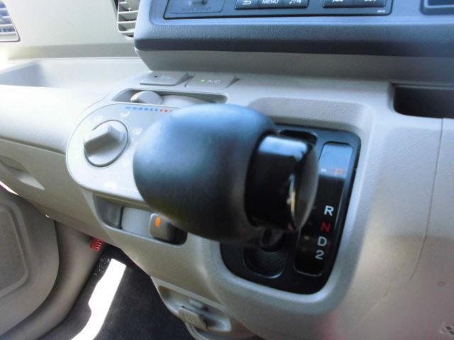 G 4WD タイミングベルト交換済み 13インチ 社外アルミホイール モニター付きオーディオ バックカメラ インパネオートマ(20枚目)