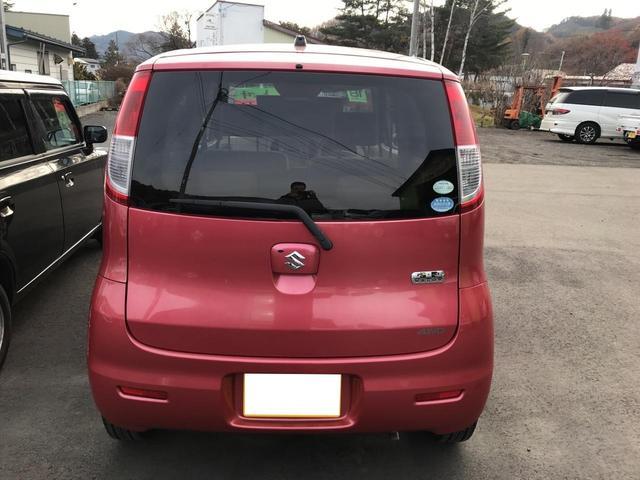 「スズキ」「MRワゴン」「コンパクトカー」「岩手県」の中古車4