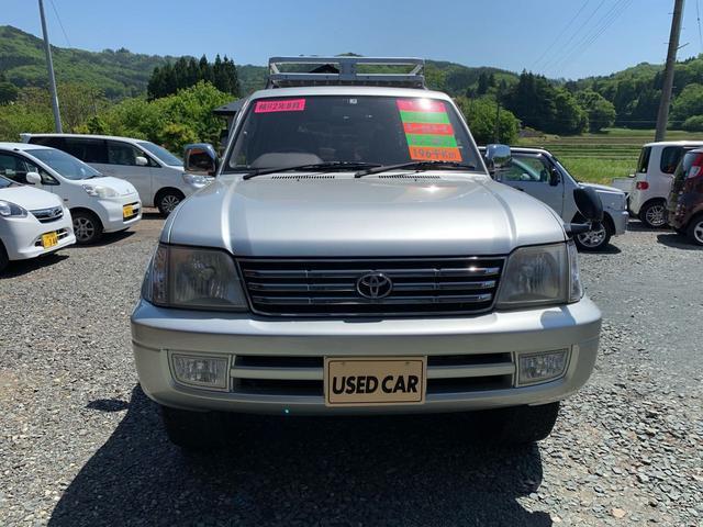 「トヨタ」「ランドクルーザープラド」「SUV・クロカン」「岩手県」の中古車2
