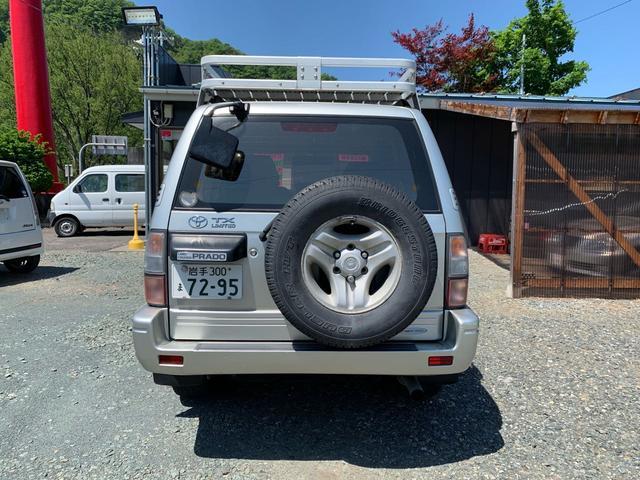 「トヨタ」「ランドクルーザープラド」「SUV・クロカン」「岩手県」の中古車8