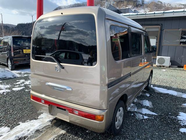「ホンダ」「バモスホビオ」「コンパクトカー」「岩手県」の中古車8