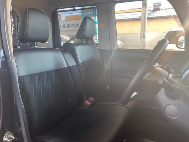 カスタムX トップエディションリミテッドSAIII 禁煙 埼玉仕入れ ハーフレザーシート シートヒーター 後席モニター・8型ナビ・フルセグ・Bluetooth・全方位モニター・ETC 衝突被害軽減・アイドリングストップ 両側電動スライド(28枚目)