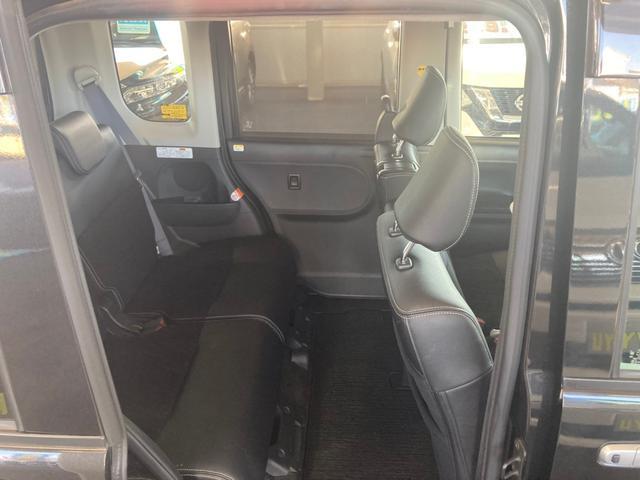 カスタムX トップエディションリミテッドSAIII 禁煙 埼玉仕入れ ハーフレザーシート シートヒーター 後席モニター・8型ナビ・フルセグ・Bluetooth・全方位モニター・ETC 衝突被害軽減・アイドリングストップ 両側電動スライド(29枚目)