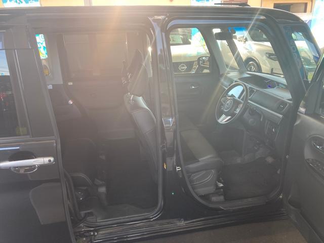 カスタムX トップエディションリミテッドSAIII 禁煙 埼玉仕入れ ハーフレザーシート シートヒーター 後席モニター・8型ナビ・フルセグ・Bluetooth・全方位モニター・ETC 衝突被害軽減・アイドリングストップ 両側電動スライド(31枚目)