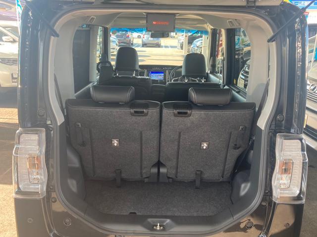 カスタムX トップエディションリミテッドSAIII 禁煙 埼玉仕入れ ハーフレザーシート シートヒーター 後席モニター・8型ナビ・フルセグ・Bluetooth・全方位モニター・ETC 衝突被害軽減・アイドリングストップ 両側電動スライド(32枚目)