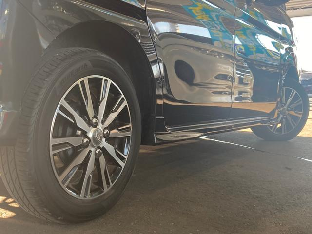 カスタムX トップエディションリミテッドSAIII 禁煙 埼玉仕入れ ハーフレザーシート シートヒーター 後席モニター・8型ナビ・フルセグ・Bluetooth・全方位モニター・ETC 衝突被害軽減・アイドリングストップ 両側電動スライド(40枚目)