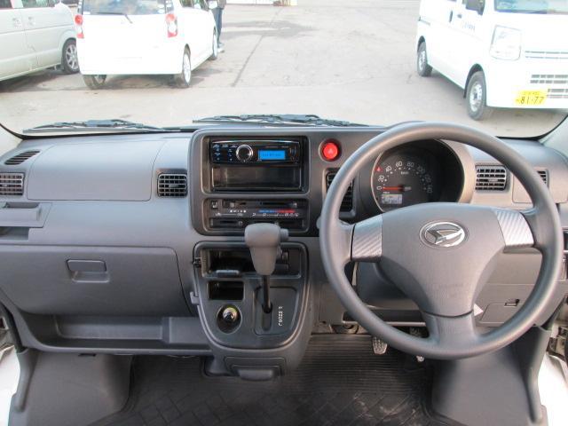 クルーズ 4WD キーレス CD 社外13AW パールホワイト 電動格納ミラー(7枚目)