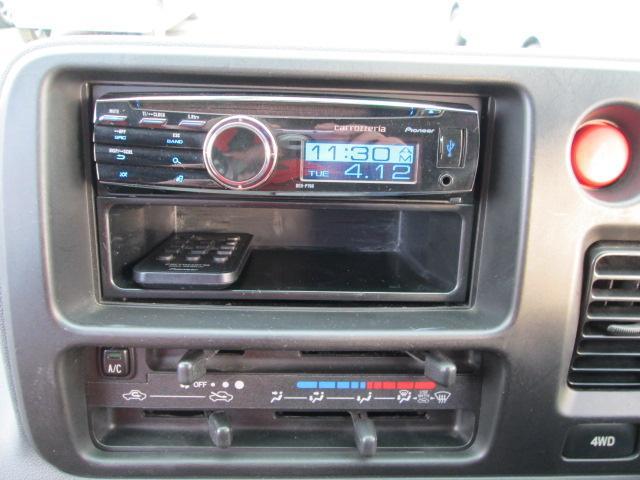 クルーズ 4WD キーレス CD 社外13AW パールホワイト 電動格納ミラー(10枚目)