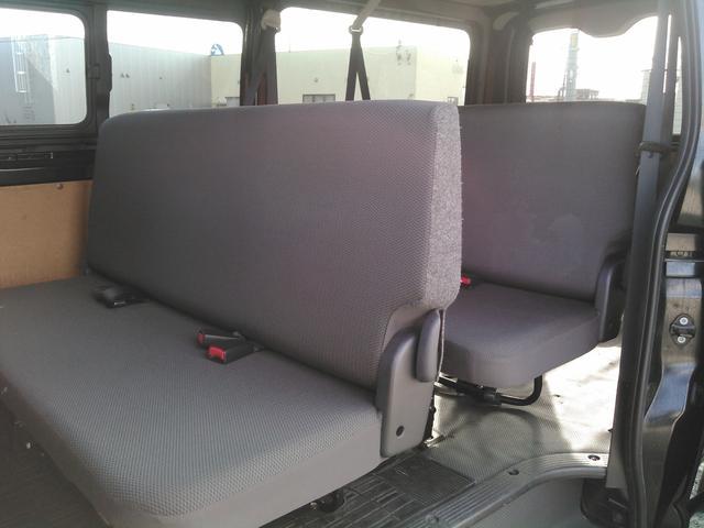 ロングDX GLパッケージ 9人乗り ディーゼルターボ4WD(3枚目)