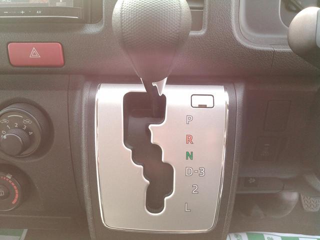 ロングDX GLパッケージ 9人乗り ディーゼルターボ4WD(15枚目)