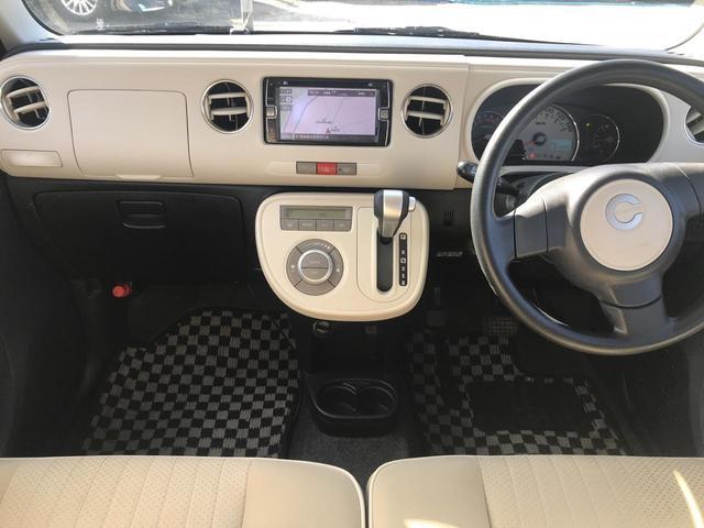 ココアX 4WD ナビTV CD スマートキー ルーフレール 電動格納ミラー 整備込み 保証付き(8枚目)