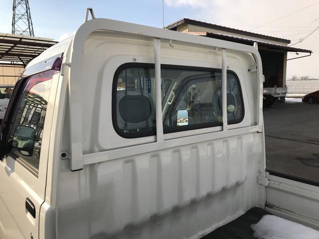 エアコン・パワステ スペシャル 4WD MT 軽トラック(16枚目)