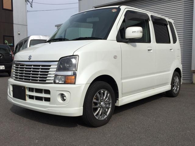 「スズキ」「ワゴンR」「コンパクトカー」「青森県」の中古車5